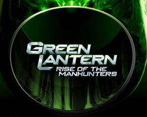 Green Lantern Game Promotion