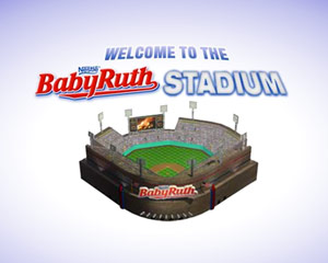 Baby Ruth Interactive Site